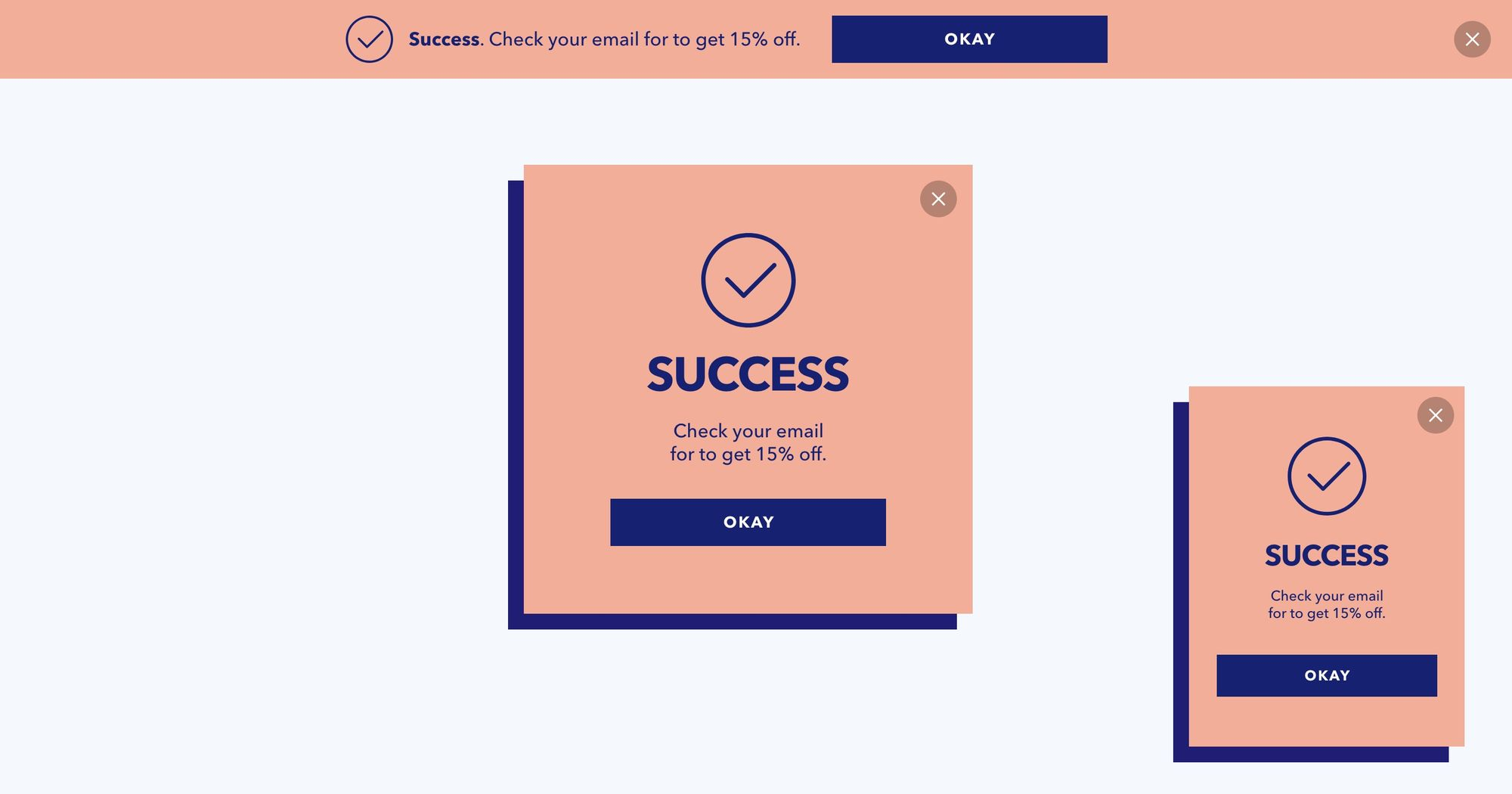 New Stuff-Newsletter Popup 03(Success)