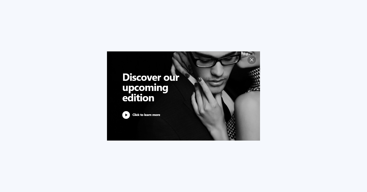 popupsmart content discover our upcoming edition middle popup design