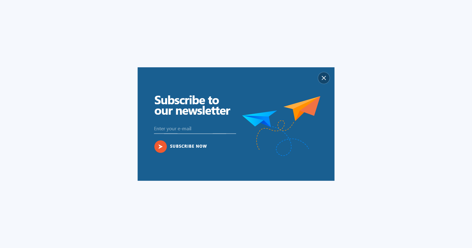 popupsmart-content-newsletter-subscribe-blue-middle-popup-design